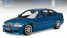 OTTO BMW E46 M3 1/18 Scale Resin Car Model Toy Limited - BLUE