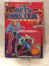 Toy Biz THE BOTS MASTER Evil Energy Commander Dr. HISSS