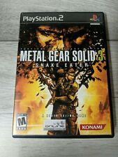 Metal Gear Solid 3 PS2 - (USA NTSC – NOT FOR UK CONSOLES) (PS2)