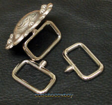 "Loop Back Concho Adapter for Conchos -10/pack *Loop Adapter only* 3/4""x3/8"""