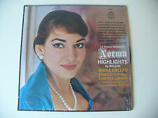"La scala presents ""Norma"" highlights by Bellini, Maria Callas, LP, vinyle (30)"