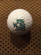 LOGO GOLF BALL-MLB...75TH WORLD SERIES.....1978..