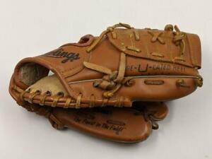 Vintage Rawlings Reggie Jackson RBG155 Youth Baseball Glove RHT