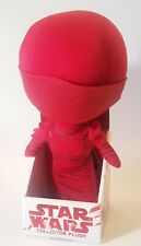 Disney Star Wars Imperial RED Guard Collector Plush Comic Images