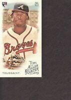 2019 Topps Allen & Ginter Baseball Mini #227 Touki Toussaint