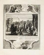 1728  Bible Biblia Laubhüttenfest Sukkot Feast of Tabernacles Johannes 7, 2-15