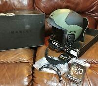 Oakley® MOD 5 BOA Adult Ski Snow Helmet, SMALL, Dark Brush Green 99430-86V MOD5