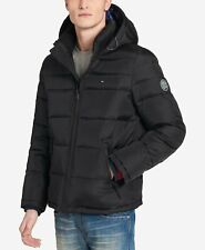 Tommy Hilfiger Mens Quilted Puffer Jacket