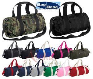Bagbase Varsity Original Barrel Bag Duffle Gym Travel Holiday Bag Sports Holdall