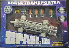 "Space 1999 Eagle Transporter 12"" Die Cast Set: New Adam and Eve by Sixteen 12"