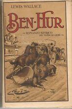 BEN HUR - LEWIS WALLACE    ED. SEI 1928