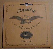 Aquila Nylgut Ukulele Strings-Soprano Low G