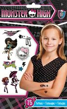 Monster High Tattoos - 75 Ct. Party Favour