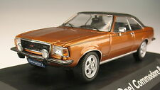 Schuco-Opel Commodore B-Coupe Gold Metallic - 1:43 - Neuf dans neuf dans sa boîte-voiture miniature