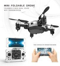 FPV Foldable Mini WiFi Camera Drone RC Quadcopter 2.4GHz RC 6-Axis Gyro UFO US
