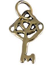 Himmelstorschlüssel Bronze Mittelalter frühchristlich Schlüssel Anhänger Schutz