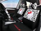 13pcsset Hello Kitty Universal Fashion Cute Cartoon Car Seat Covers Cushion