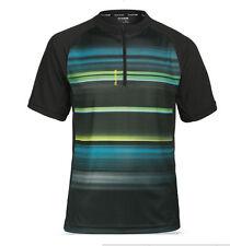 Dakine Mens Med Range Short Sleeve T-Shirt Cycling Mountain Bike MTB Jersey Haze