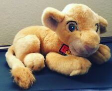 Walt Disney Lion King Baby Nala plush Stuffed Animal NWT Toy Rare Collector New