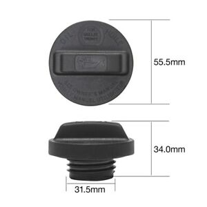 Tridon Oil Cap TOC534 fits Holden Jackaroo 3.1 TD 4x4 (UBS69), 3.2 i 4x4 (UBS25)