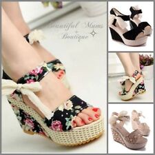 Unbranded Cotton Floral Shoes for Women