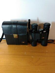 Abercrombie & Fitch SAFARI Zoom Binoculars Model 102AF With Case, vintage