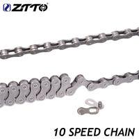 ZTTO 10 Fach 116Gl Fahrradkette MTB Mountainbike Rennrad Kette für Shimano SRAM