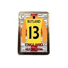 World Cup 2018 Fridge Magnet - England (#13 BUTLAND)