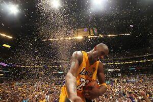 Kobe Bryant NBA Basketball poster high quality Home decor choose your size