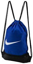 Nike Brasilia Gymsack bolsa de deporte mochila gimnasio con Cordón entrenamiento azul Real