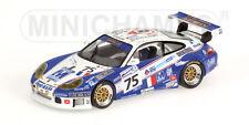 Porsche 911 GT3 RS 24h Le Mans 2004 Perspective Racing Khan Sugden Smith 1:43