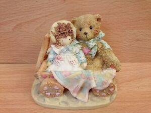 Cherished Teddies - Molly - Friendship Softens a Bumpy Ride