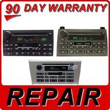 REPAIR YOUR 03-10 FORD Lincoln Mercury Town Car Grand Marquis CD Player Radio