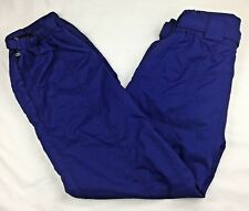 Insulated Ski Pants Men's Size 52 Blue Outdoor Snow Winter Waterproof CIP or CIS