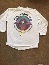 Grateful Dead 1983 New Year's T-shirt