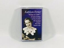 Kathleen Ferrier: What is Life (Cassette, 2001)