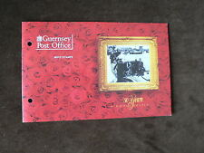 Guernsey Presentation Pack 1997, 50 Years A Royal Couple, Golden Wedding, MNH