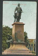 Haarlem Standbeeld Frans Hals 1906