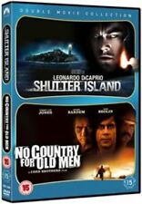 Shutter Island No Country for Old Men 5014437150431 DVD Region 2
