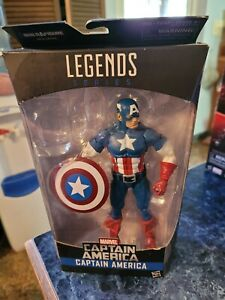 Marvel Legends Captain America figure only no baf
