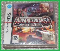 ✅New Advance Wars Dark Conflict VideoGioco Gioco per Console NINTENDO DS 3DS 2DS