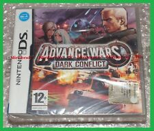 ✅New Advance Wars Dark Conflict VideoGioco Gioco Console NINTENDO DS 3DS 2DS XL