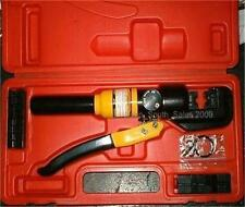 Hydraulic Crimping K1T, PACK wlth DlES & CASE FREE SHIP