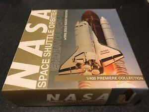 ****^^^^^ Dragon Wings NASA Space Shuttle Endeavour OV-105 w Solo Rocket Booster