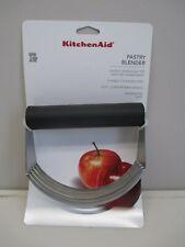 KitchenAid Gourmet Pastry Blender Stainless Steel Black