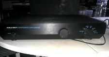 Musical Fidelity A120 Stereo Integrated Amplifier, classe A, Phono MM MC