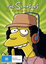The SIMPSONS: The COMPLETE Season 15 DVD TV SERIES BRAND NEW 4-DISCS BOX SET R4
