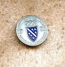 NOC Bosnia & Herzegovina 1996 Atlanta OLYMPIC Games Pin