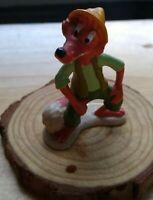 Disney Splash Mountain 1990s To 2000s Brer Fox PVC Figure