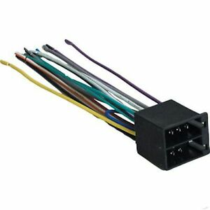 Wire Harness for Audi Chrysler Dodge VW for aftermarket stereo installation